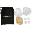 CompressX Ball of Foot Metatarsal Pad Relief 10pc Set