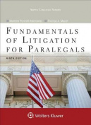 Fundamentals of Litigation for Paralegals