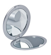 Compact Mirror, Magnifying Cosmetic Mirror Travel Mirror