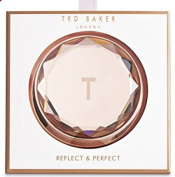 TED BAKER Rose Gold Reflect & Perfect Compact Mak up Mirror Christmas Gift BNWT