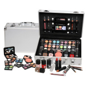 Ardisle 52 Set Vanity Case Beauty Cosmetic Make Up Storage Box Xmas Gift Box Travel
