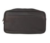 bugatti Sartoria Toilet Bag Leather 27 cm braun