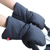 Affe Winter Waterproof Warm Baby Stroller Pram Gloves Accessory Hand Muff Gloves