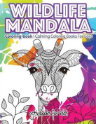 Wildlife Mandala Coloring Book