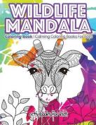 Wildlife Mandala Coloring Book