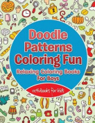 Doodle Patterns Coloring Fun
