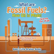 What Are Fossil Fuels? How Oil Is Made! - Science for Kids - Children's Biological Science of Fossils Books