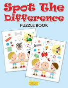 Spot the Difference Puzzle Book