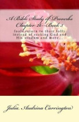 A Bible Study of Proverbs Chapter 26--Book 3
