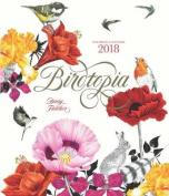 Birdtopia 2018 Coloring Calendar