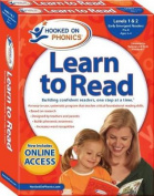 Hooked on Phonics Learn to Read - Levels 1&2 Complete  : Early Emergent Readers (Pre-K - Ages 3-4)
