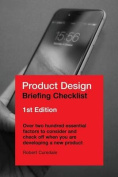 Product Design Briefing Checklist