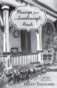 Musings from a Jonesborough Porch