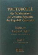 Protokolle Des Ministerrates Der Zweiten Republik, Kabinett Leopold Figl I [GER]