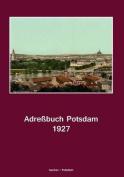 Adressbuch Potsdam Fur 1927 [GER]