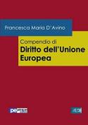 Compendio Di Diritto Dell'unione Europea [ITA]