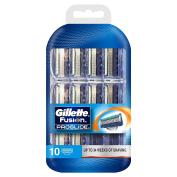 Gillette Fusion ProGlide Men's Razor Blades - 10 Refills