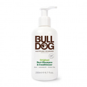 Bulldog Natural Skincare Original Beard Shampoo & Conditioner 240 g Pack of 1)