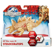 Jurassic World - Bashers & Biters - beige/brown Stegoceratops - Action Figure
