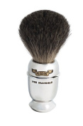 Pure Badger Hair Shaving Brush Size 12 Grey 955422