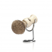 MONDIAL Chrome Relax Shaving Brush Holder