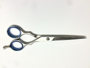 Hair Cutting Scissor - MatteBlueRing