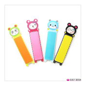 12 x NAIL FILES CARTOON INDIVIDUALLY WRAPPED DOUBLE SIDED ANIMALS SELLER UK