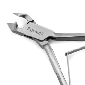 Purovi - Professional head cutter | Nail clipper | 22 mm cutting surface