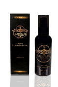 Imperial Beard Oil For Men - Premium Quality 100ml - Deep Conditioner & Softener - For Thicker and Fuller Beard - Grooming Facial Hair Supplement
