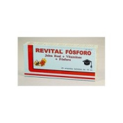 Revital Royal Jelly FOSFORO 20 Amp