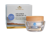 C & B Dead Sea Minerals Age+ Eye & Neck Day Cream SPF 15 Derma Age Collagen