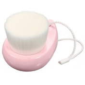 Kosee Beauty Facial Cleansing Exfoliate Brush Pink