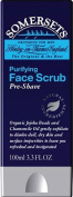 TWELVE PACKS of Somersets Pre-Shave Face Scrub 100ml