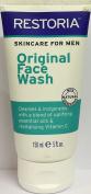 SIX PACKS of Restoria Skincare For Men Original Face Wash 150ml