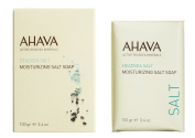 AHAVA Dead Sea Moisturising Salt Soap 100 g