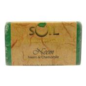 Neem & Chamomile Natural Fragrance Bar Handmade Ayurvedic Soap 100 Gm