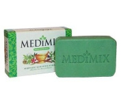 Medimix Ayurvedic Soap With 18 Herbs Pimple Acme Cure Skin Problems 75Gm