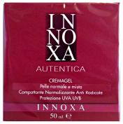 INNOXA Anti-RADICALI AUTENTICA Gel Pelle Normale-Mista 50 Ml. 119010 Facial Care