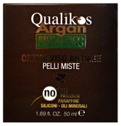 QUALIKOS Viso Argan Bio Antiage Pelli Miste 50 Ml. Facial Care