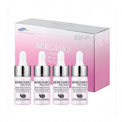 Bergamo Pure Snail Ampoule 4set,gift Set,all Skin Type,brightening