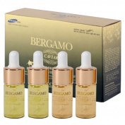 Bergamo Caviar High Potency Vitamin Ampoule 4set,gift Set,all Skin Type,brighten