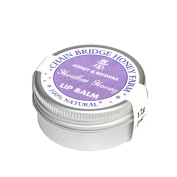Honey & Beeswax Natural Lip Balm (Heather Honey) 12g