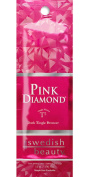 Swedish Beauty Pink Diamond sunbed tanning lotion cream 15ml sachet