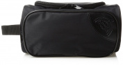 DOPP Men's Nylon Zip-Around Travel Kit Bag