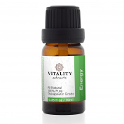 Vitality Extracts - Energy Blend - 100% Pure, Therapeutic Grade, Essential Oils
