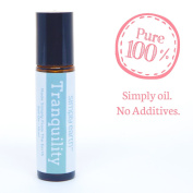 Tranquilly Essential Oil Blend Roll-On Bottle by Simply Earth - 10ml, 100% Pure Therapeutic Grade