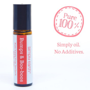 Bumps and Boo-boos Essential Oil Blend Roll-On Bottle by Simply Earth - 10ml, 100% Pure Therapeutic Grade