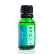 Sleep Essential Oil – For Natural Calm, Best Rest & Sleep Medication, Relaxation And Stress Reduction, Peace of Mind & Body - 100% Pure Organic Best Quality Therapeutic Grade - 15ml Blend
