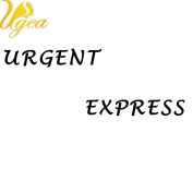 Ugea Extra Postage via DHL with 3-5 Business Days for Quicker Delivery