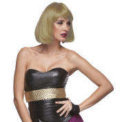 Sepia Costume Party Page Synthetic Wig - 16